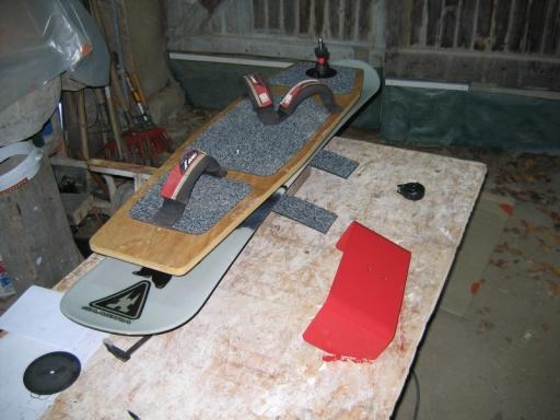 Как сделать самодельный сноуборд из фанеры